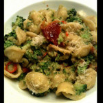 Orecchiette mit Brokkoli + Anchovis